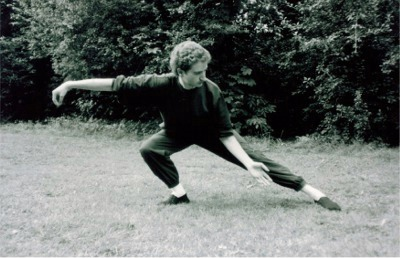 Glyn Williams Tai Chi and Chi Kung teacher in London and UK